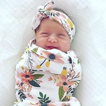 Saco de dormir de arrullo para bebé impresión vibola Super suave y ...