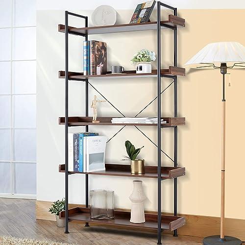 ECOTOUGE 5 Tier Bookcase