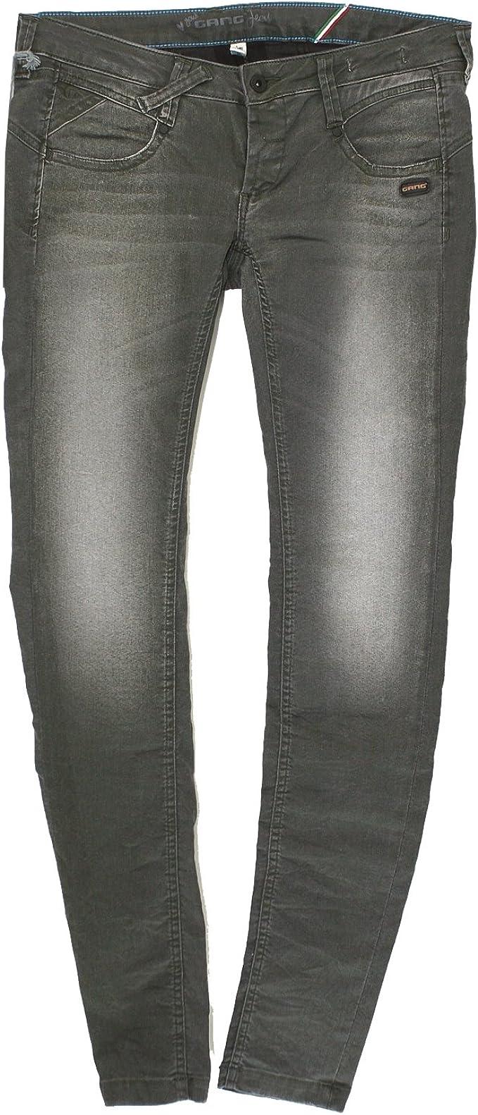 "grün Gang Damen Marken-Jeans /""FAYE/"""