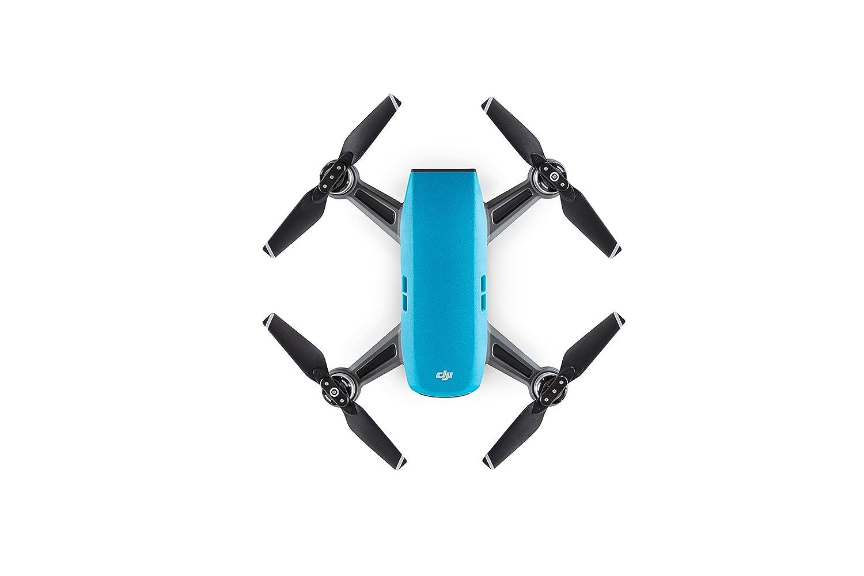 09522eaef02 Amazon.com: DJI Spark, Mini Drone, Sky Blue: Camera & Photo