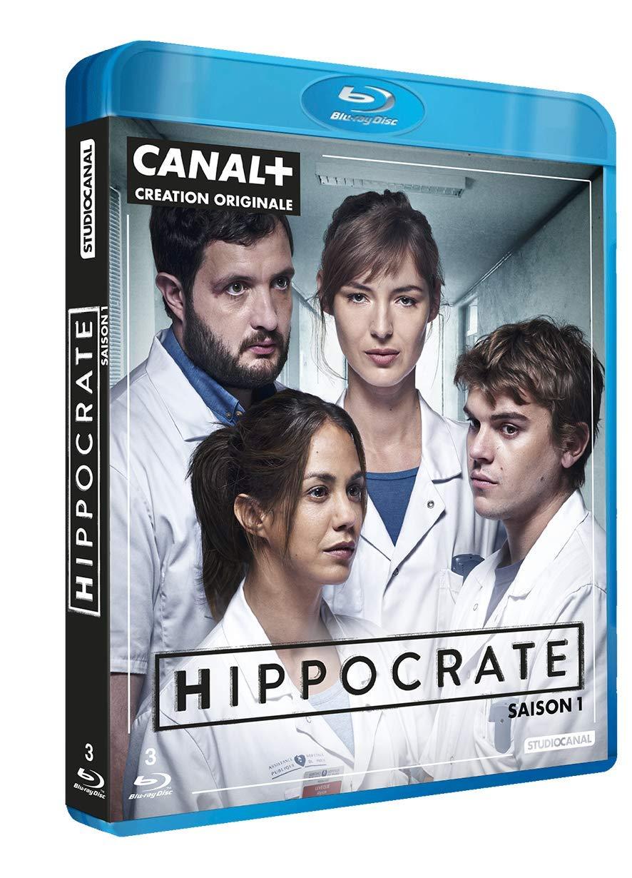 blu-ray saison 1 Hippocrate