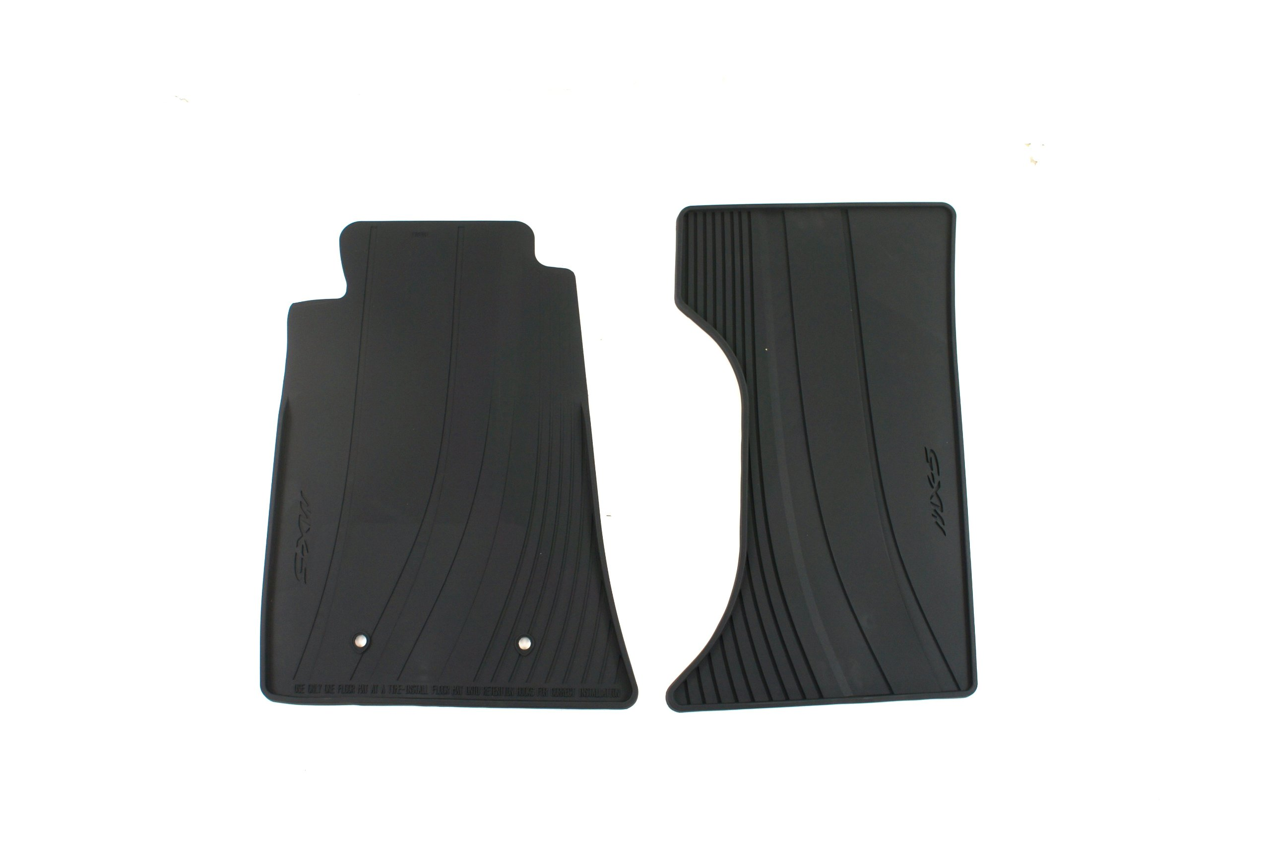 Genuine Mazda Accessories 0000-8B-D18A All-Weather Floor Mat