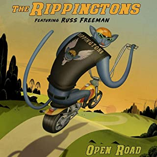 Book Cover: Open Road