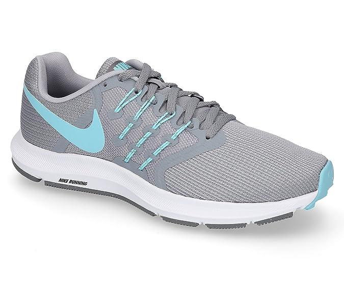 Nike Wmns Run Swift Scarpe Donna Grigio, 40     Scolaro