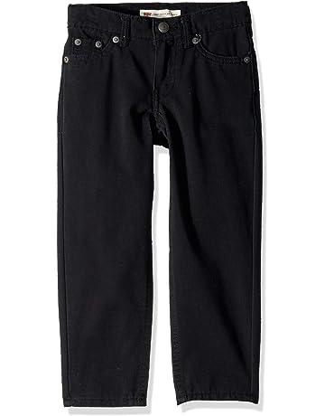 229f89c3b Levi's Boys' 502 Regular Fit Taper Jeans