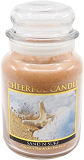 product image for A Cheerful Giver Sand N Surf 24 oz. Jar Candle, 24oz