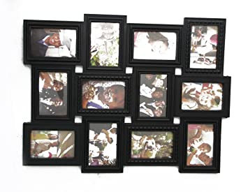 198d5a6e560b Buy Empreus Black 12 Photo Collage Frame Online at Low Prices in India -  Amazon.in