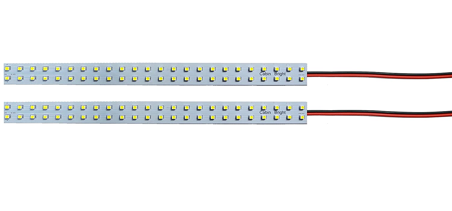 Cabin Bright FLED/R12-96 LED Tube Replacement (8-12 Inch 12 Volt Fluorescent)