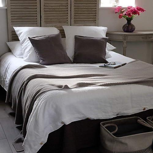 Linen Duvet Cover, Linen Bedding. Washed Linen Duvet, 100% French Flax Linen