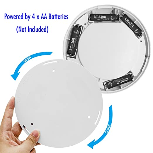 Motion Sensor Light Yurnero Battery Operated Motion Sensing LED Ceiling Light Indoor for Laundry Bathroom Steps Pantry Kitchen Basement - - Amazon.com