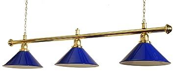 Thurston - Lámpara de techo para mesa de billar, 3 pantallas ...