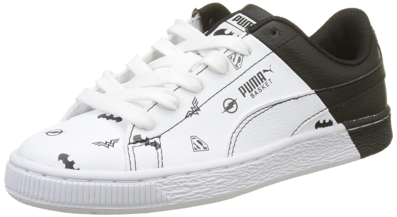 Puma Boy's Jl Basket Jr Sneakers