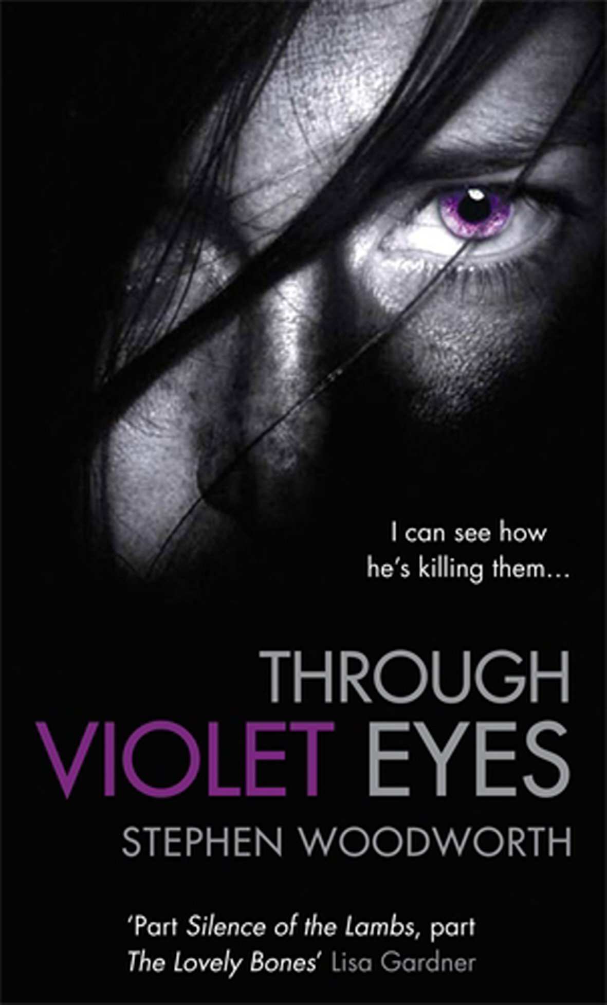 Download Through Violet Eyes ebook