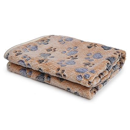 amazon com kiwitatá pet dog blanket puppy cat warm coral velvet