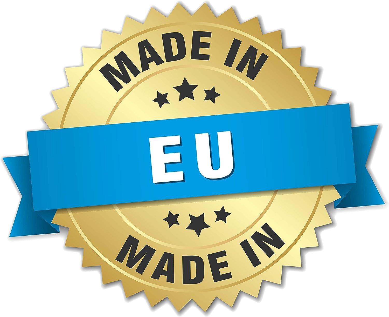 | For Babies per ragazzi e ragazze Made in EU neonato guanti antigraffio in cotone biologico al 100/%