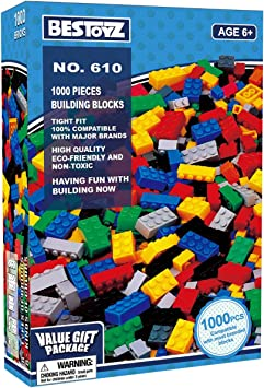 New Lego 2x4 Bricks Lot of 50 Assorted Random Colors Brick Black White Red Green