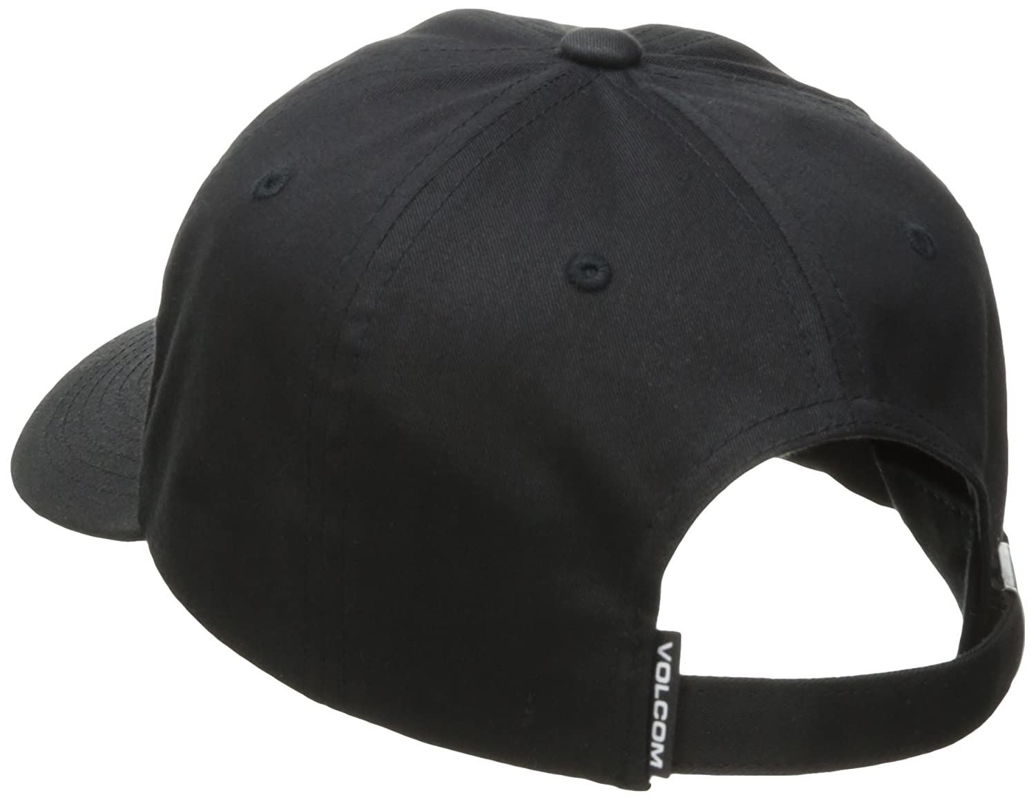 buy online bce54 faee7 ... promo code for amazon volcom mens geezer cap hat black one size  clothing ceb68 338ab