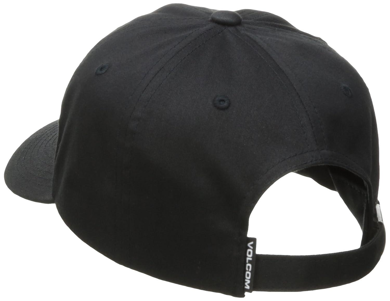 ae73ccdc98b ... promo code for amazon volcom mens geezer cap hat black one size  clothing ceb68 338ab