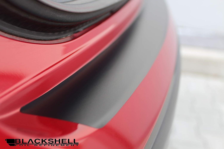 raclette Premium pour Twingo 2 2007-2014 3D carbon argent Film de protection de peinture sur mesure kit de protection de seuil de porti/ère BLACKSHELL Protection pare-chocs