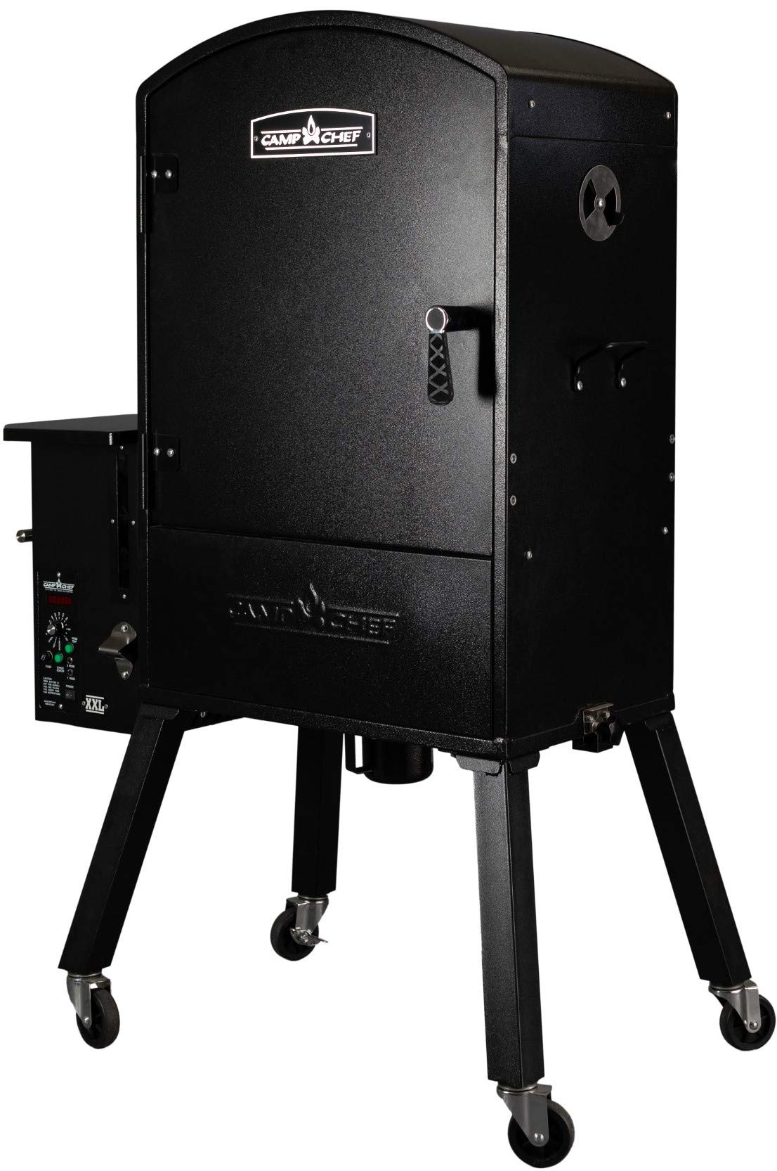 Camp Chef XXL Vertical Pellet Grill and Smoker (PGVXXL) - Smart Smoke Technology - Patented Ash Cleanout - Digital Display - Pellet Purge System by Camp Chef (Image #4)