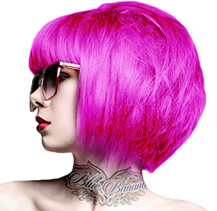 Renbow Crazy Color Semi Permanent Hair Color Cream Pinkissimo No.42 100ml by Renbow
