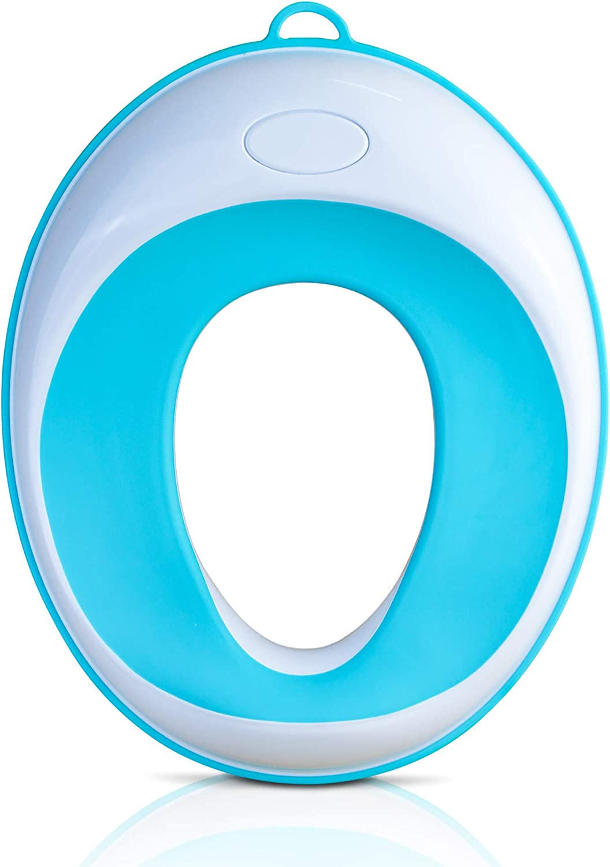 si/ège de toilette pour gar/çons et filles Lama Sam /& Friends Pot Si/ège dapprentissage pour les enfants surface antid/érapante s/ûre