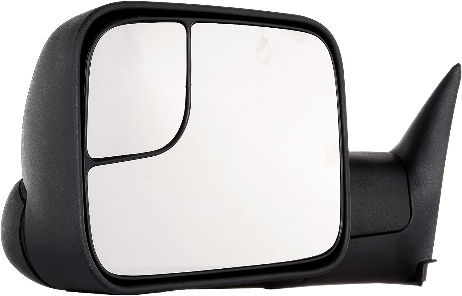 ANPART Towing Mirrors Fit for 1998-2001 Dodge Ram 1500 1998-2002 Dodge Ram 2500 Ram 3500 Tow Mirrors With A Pair LH and RH Side Power Regulation with Heating No Turn Signal Lamp