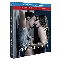 Cinquante nuances plus claires [Édition spéciale - Version longue + version cinéma - Blu-ray + Digital HD]