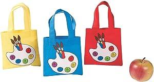 LITTLE ARTIST TOTE BAG - Apparel Accessories - 12 Pieces
