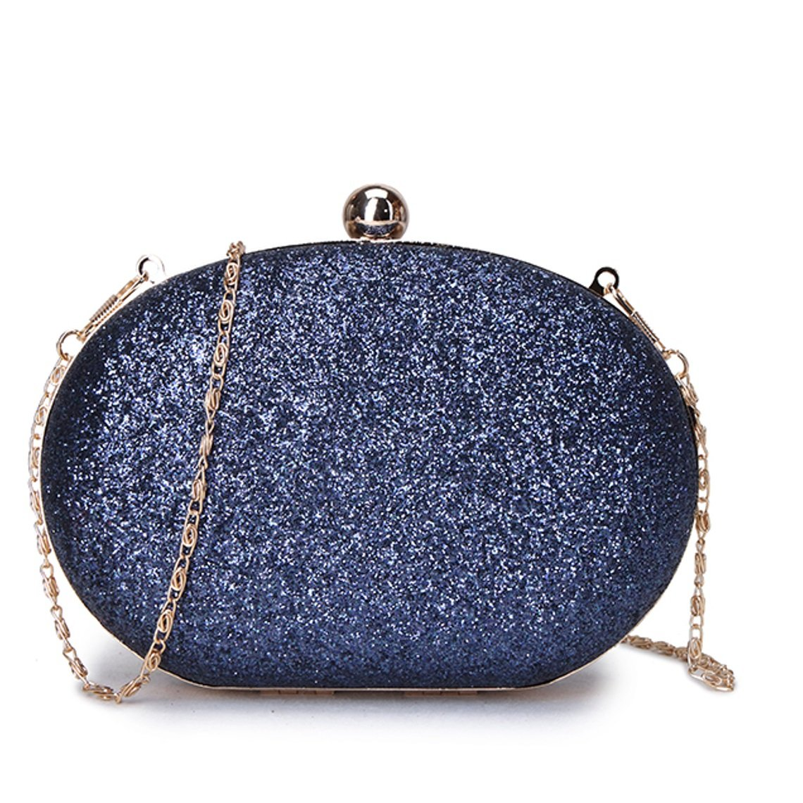 86bbad59d1 Sparkle Glitter Evening Clutch Bag In A Choice Of Colours (Black):  Amazon.co.uk: Shoes & Bags