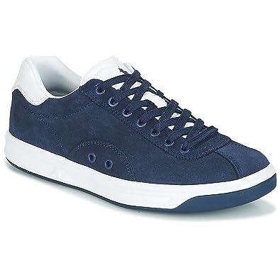 Ralph Lauren , Baskets pour homme - Bleu - Blu, 42 EU