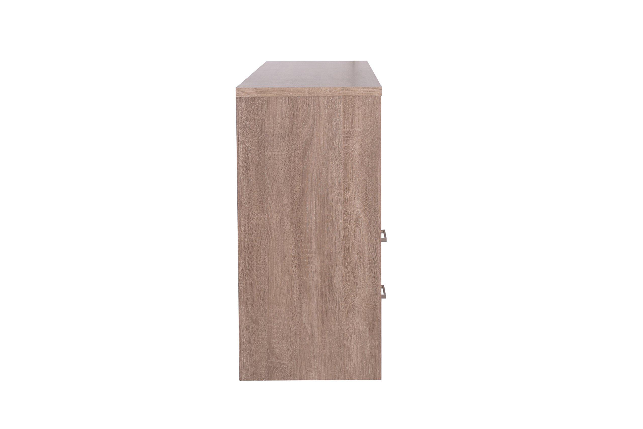 Acme Furniture 72635 Joice Rustic Oak Server by Acme Furniture (Image #6)