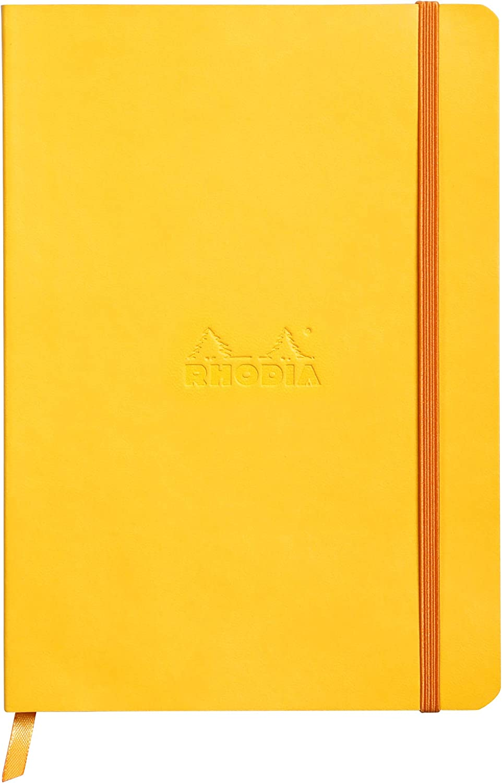 Rhodia Rhodiarama SoftCover Notebook