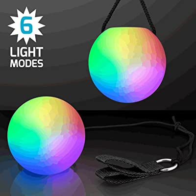 blinkee LED Poi Ball: Toys & Games