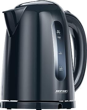 MPM Hervidor de Agua Eléctrico Libre de BPA 2200W 1.7L MCZ-85/G1color