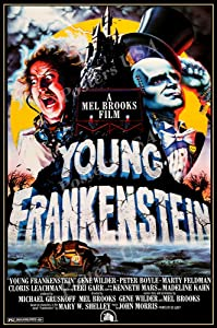 Posters USA Young Frankenstein GLOSSY FINISH Movie Poster - FIL874 (16