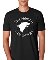 "Game of Thrones ""The North Remembers"" Athletic Fit Mens T-Shirt"