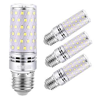 Sagel E27 LED Maíz Bombillas, 15W LED de Bombillas 120W Equivalente, 1500lm, Blanco