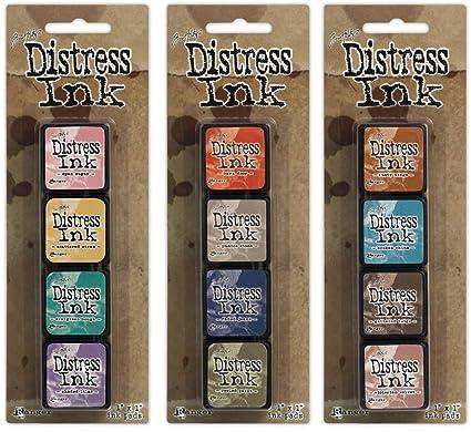 Ranger Tim Holtz Distress Ink Minis