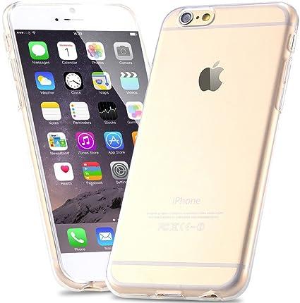 7ffdf946c8697b SDTEK Case for iPhone 6 Plus / 6s Plus Clear Gel: Amazon.co.uk: Electronics