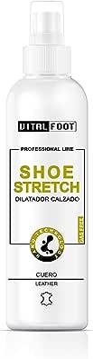 VITAL FOOT - Dilatador Ablandador Calzado Zapato Bota Piel Stretch Ante Nobuck - 100 ml