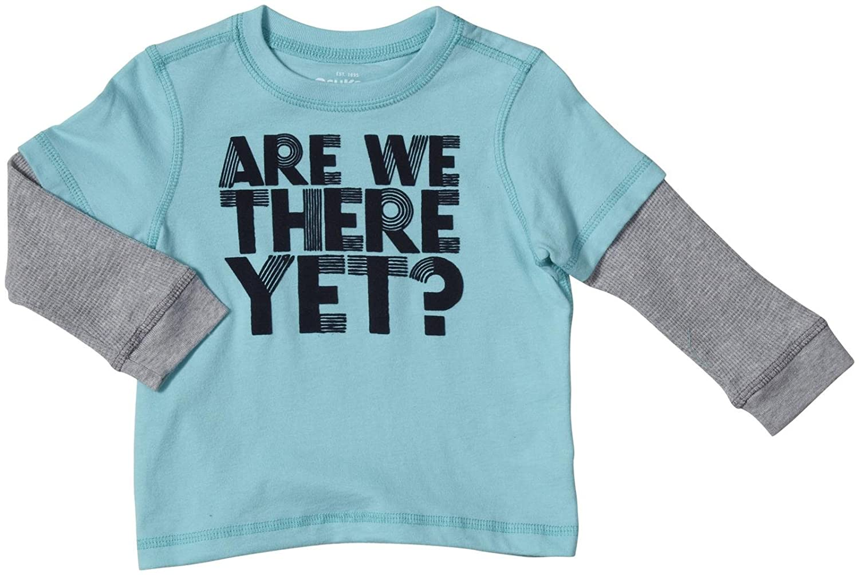 - Turquoise Baby 6 Months OshKosh BGosh Baby Boys Two Fer