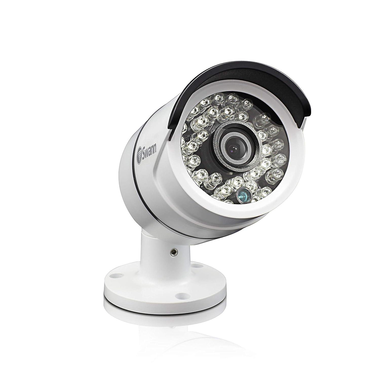 SWANN Cameras Surveillance System, White SWPRO-T858CAM-US