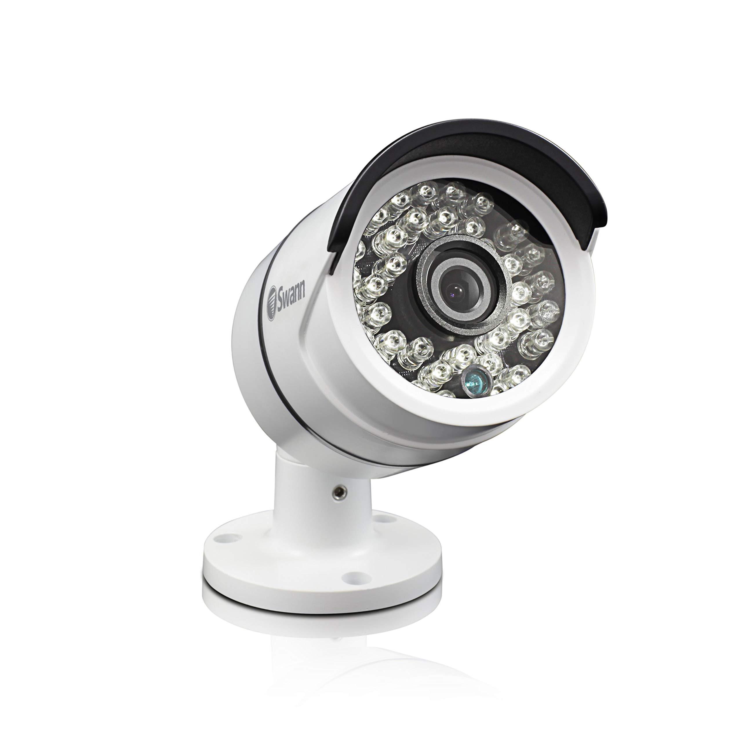 SWANN Cameras Surveillance System, White (SWPRO-T858CAM-US) by Swann