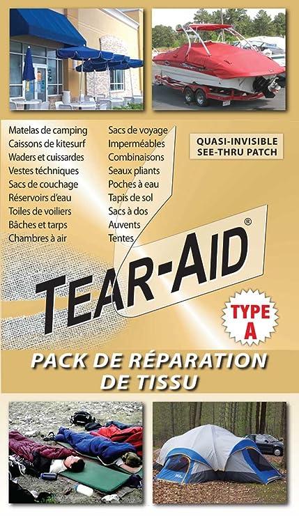 Tear Aid - Cinta para parches de tela
