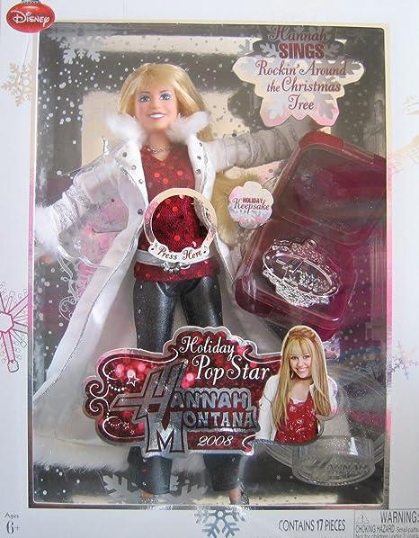 2008 - Play Along / Disney - Hannah Montana (Miley Cyrus) 2008 / Holiday - Amazon.com: 2008 - Play Along / Disney - Hannah Montana (Miley Cyrus