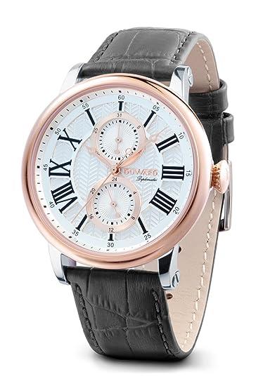 Reloj Duward para Caballero colección Diplomatic Roma modelo D85703.81