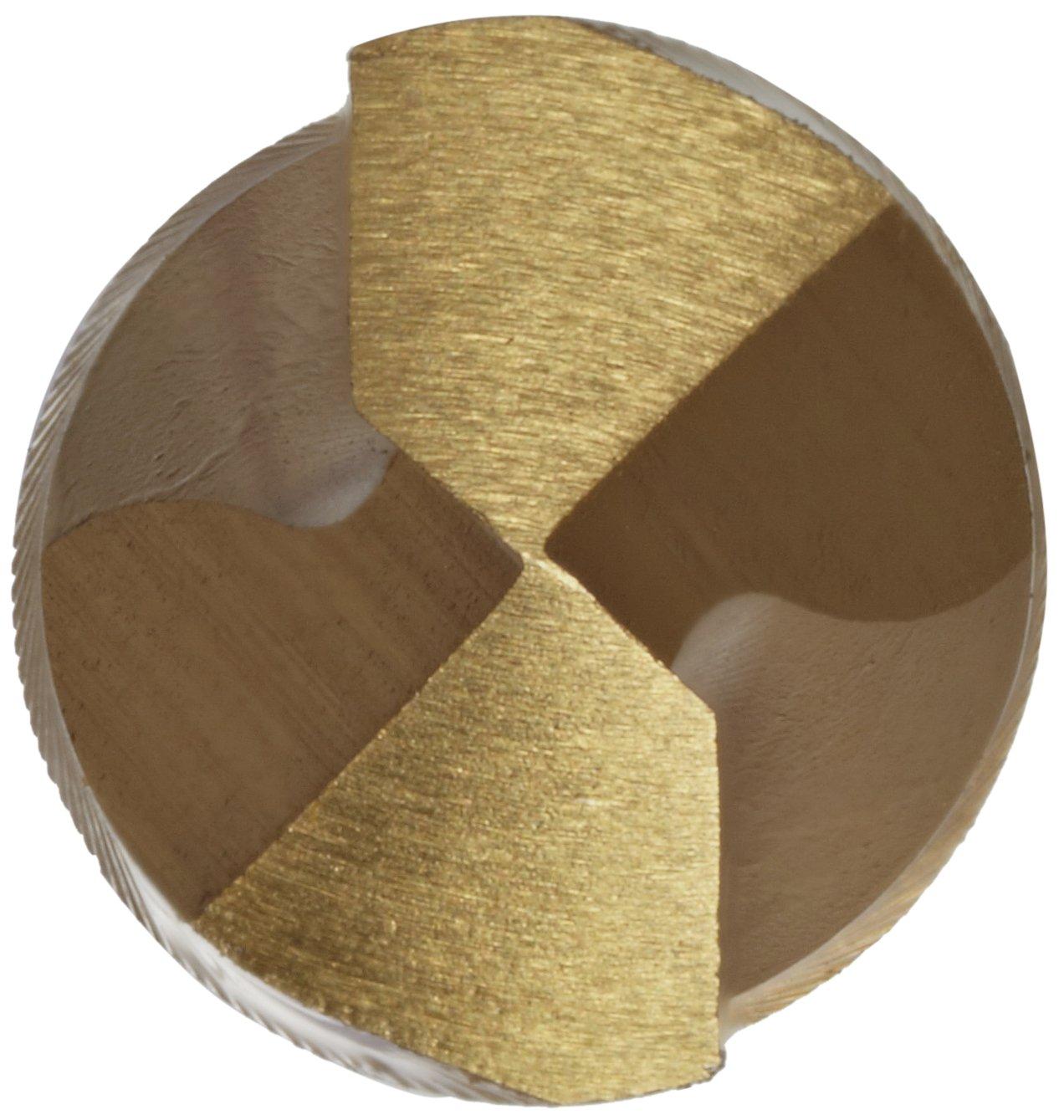 130 Degree Parabolic Spiral TiN Finish #23 Size Pack of 10 Straight Shank YG-1 DLGP High Speed Steel Gold-P Worm Pattern Type Jobber Drill Bit 19//128 Diameter x 3-1//8 Length
