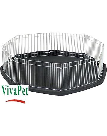 VivaPet - Parque para Animales con Paneles Laterales, Octogonal, para roedores y Cachorros,. #2