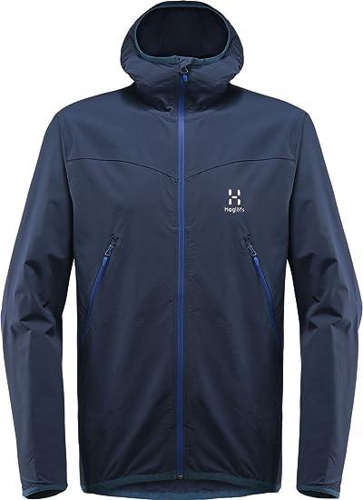 Hagl/öfs Mens Natrix Hooded jacket